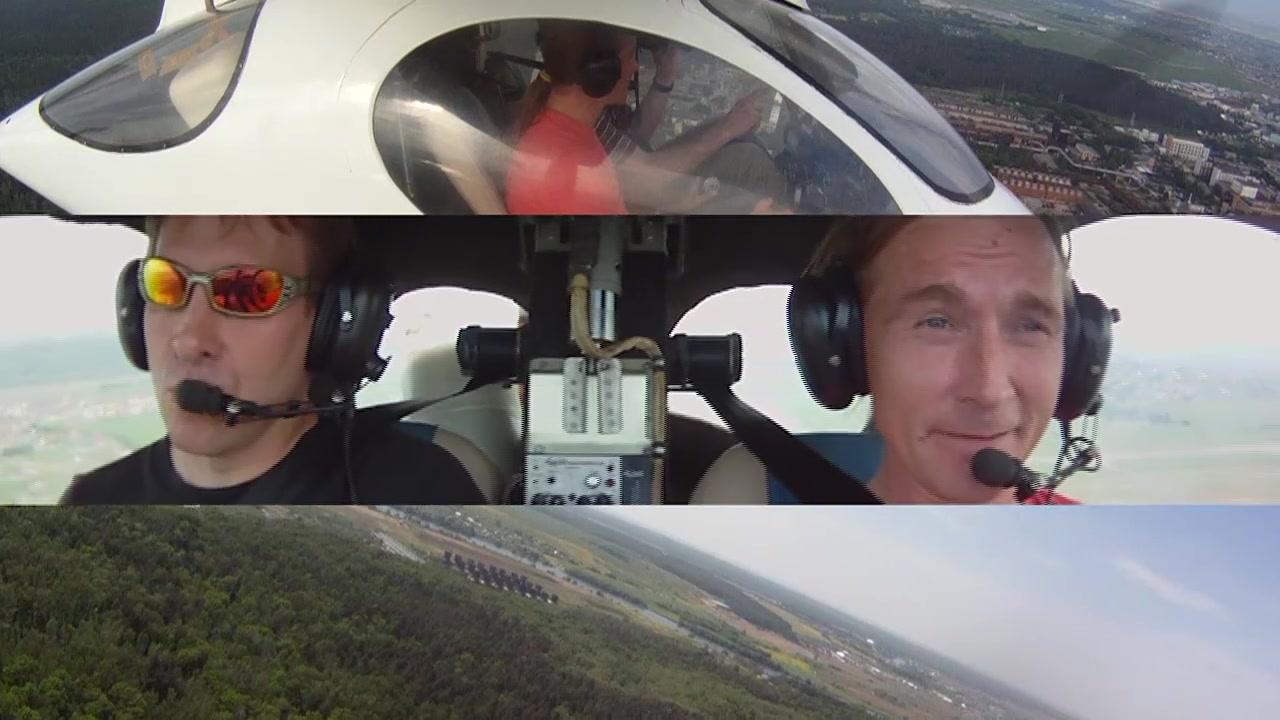 Аэроклуб «Экипаж» научит летать!